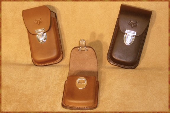 Molded Leather Cell Phone Cases